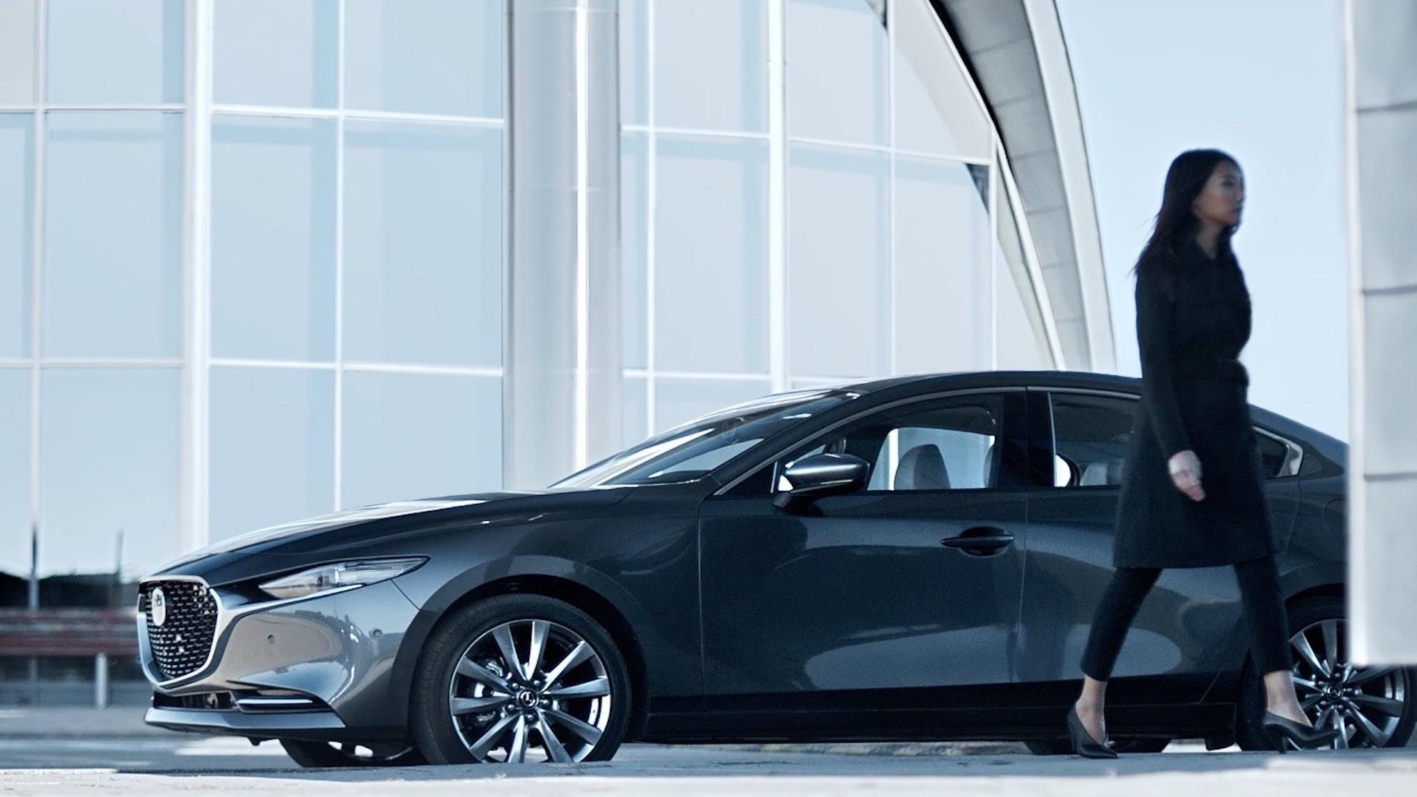 Mazda 3 Reveal
